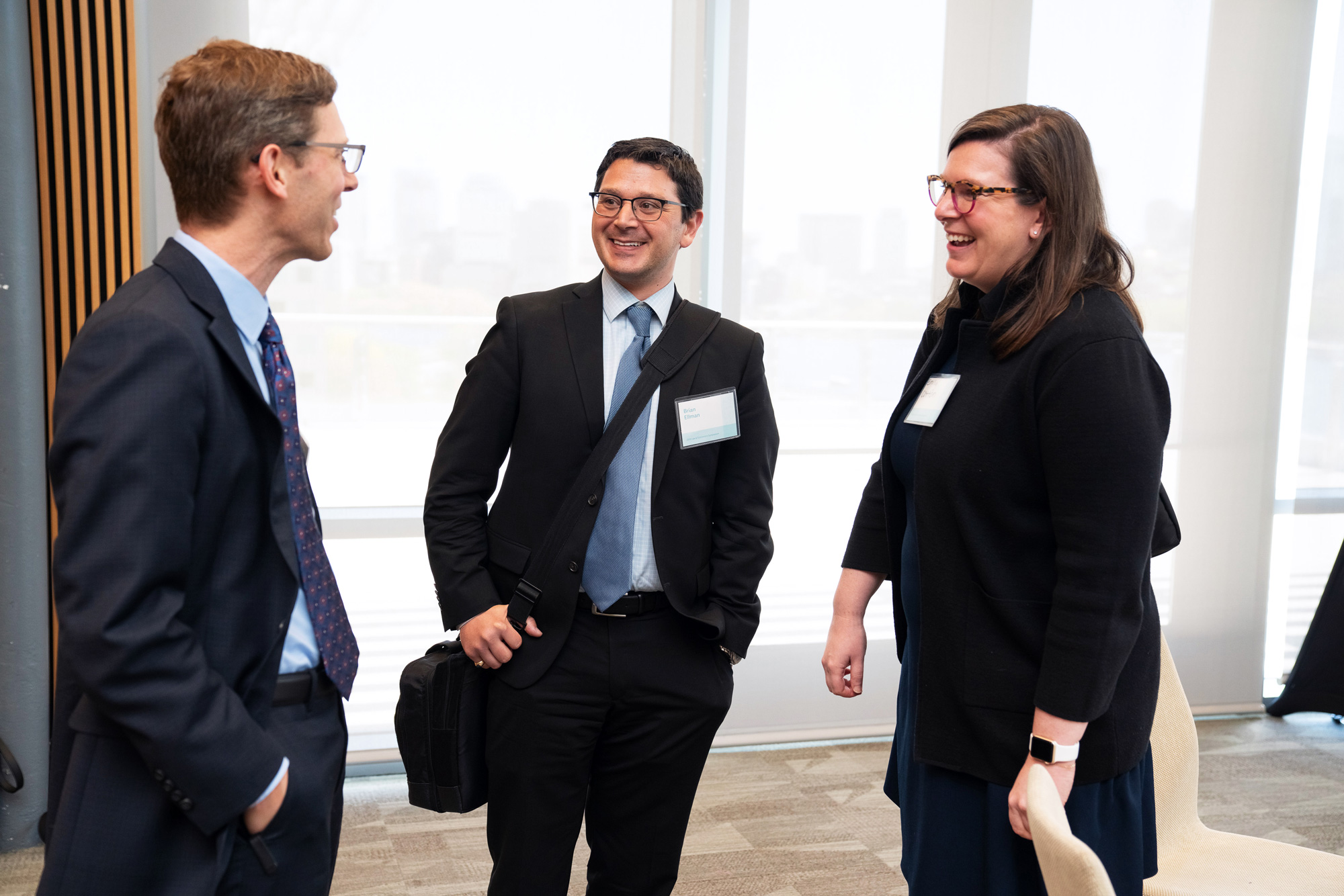 2019 L&ES - Richard Mortimer, Brian Ellman, and Emily Cotton